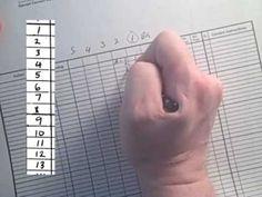 Dan Kuenster's Animation Bootcamp: Mini-Lesson 1 Exposure Sheets