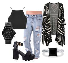 """""""winter street look"""" by abbycollier02 ❤ liked on Polyvore"""