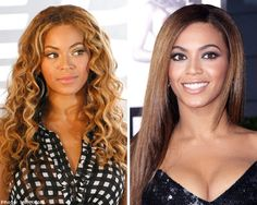 beyonce blonde curly hair | no we re not talking about the chest avert eyes up to hair we re ...