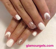 Another beautiful combination of French Twist and Up Til Sunrise #gorgeous #uptilsunrise #glamourgels