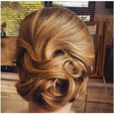 50 Amazing Updos for Medium Length Hair STYLE SKINNER via Polyvore featuring accessories, hair accessories, braid crown and low crown