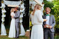 Boho Hochzeit in Hamburg - fotografiert von Pink Pixel16