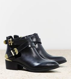CF Pick: Seychelles Scoundrel Bootie. You will definitely need a great pair of boots this fall.