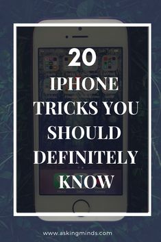 Though you carry an iPhone like a dude or a daddy's princess, I am sure you must not be fully aware of its functions. So, here are 20 cool iPhone tricks. Iphone Hacks, Iphone 6s Tips, Iphone Secrets, Cell Phone Hacks, Smartphone Hacks, Iphone 6 Tricks, Iphone 11, Iphone Secret Codes, Iphone Codes