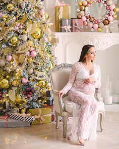 pregnancy shoot christmas фотосессия беременности москва