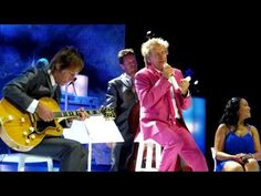 Rod Stewart - Have Yourself A Merry Little Christmas, Las Vegas, Oct. 3, 2012
