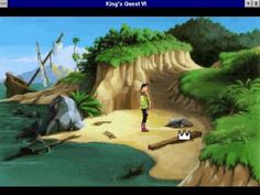 Kuvahaun tulos haulle point and click games point and click pc classic commentary kings quest vi with janejensen pc gamers classic commentaries are special interviews with the developers of some of our favorite fandeluxe Gallery