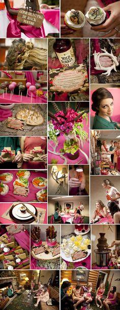 Camouflage Bachelorette Party | Bride Meets Wedding | Iowa Weddings | Wisconsin Weddings | Illinois Weddings