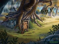 winnie the pooh's house - Google Search