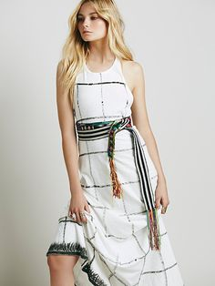 Free People Faded Pathway Belt, $68.00