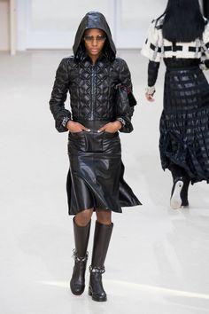 Pin for Later: Les 9 Plus Grandes Tendances Sorties de la Fashion Week de Paris  Chanel