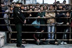 World Press Photo,Spot News, Arash Khamooshi