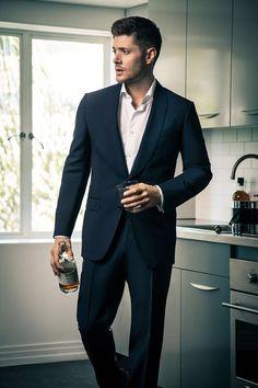 Jensen Ackles suit