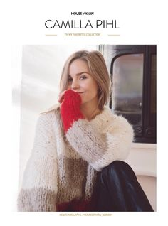 Camilla, My Favorite Things, Knitting, Diy, Collection, Design, Fashion, Moda, Tricot