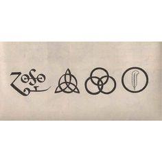 FeelNumb.com » Led Zeppelin IV ❤ liked on Polyvore