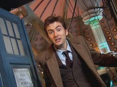 Making My Tennant Suit: Tenth Doctor Tie Index