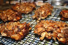 Coconut and Almond Granola Bars