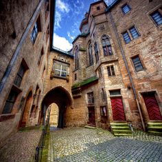 Marburg Castle - Germany