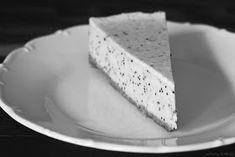 Makový cheesecake Dessert Recipes, Desserts, Cheesecake, Healthy Recipes, Healthy Food, Sweets, Bread, Ethnic Recipes, Tailgate Desserts