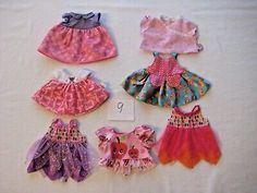 Baby Alive Clothing LOT to fit size dolls some TLC Repairs My Life Doll Accessories, Birthday Accessories, Baby Alive Doll Clothes, Baby Alive Dolls, Newborn Baby Dolls, Baby Girl Dolls, African American Baby Dolls, American Girl, Baby Alive Magical Scoops