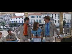 """Wonderful dancers. This clip is """"Nous voyageons de ville en ville"""" from Les Demoiselles de Rochefort."""