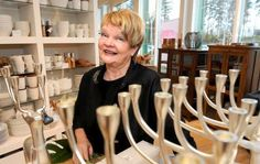 Anu Pentik – Designer Anu Pentik is one of the best known Finnish ceramics artists