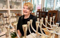 Anu Pentik – Designer Anu Pentik is one of the best known Finnish ceramics artists