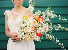Pastel Spring Bouquets