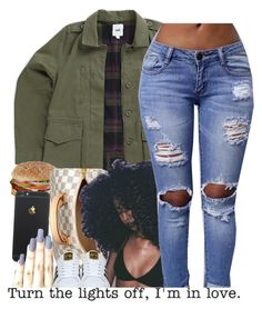 """"""""""" by beautiful-sinnerr ❤ liked on Polyvore featuring Vans, Louis Vuitton and adidas"""