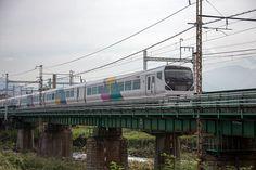 Azusa あずさ azusa landscape train jr railway