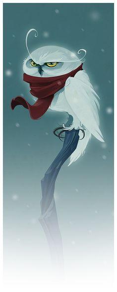 Vanja Todoric Art - (Winter GO AWAY)