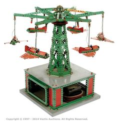 Image result for meccano carousel