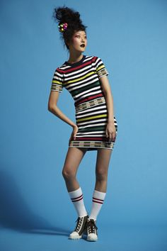 THE OC WOMEN'S SPRING/SUMMER 2012 LOOKBOOK, SHOT BY TIM BARBER - OPENING CEREMONY