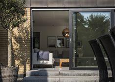 Diy At Home Discover Ideas Essex Street, Home Reno, Atrium, Tiny House, Facade, Building A House, Pergola, Sweet Home, Home And Garden