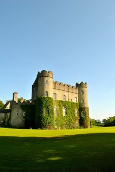 Malahide Castle ~ Dublin, Ireland  - Why book a hotel when you can get more value from vacation rentals? Visit http:www://goldsuites.com #travel #topdestinations #vacationrentals