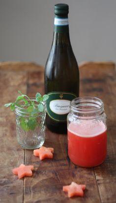 Watermelon Mint Cocktail Recipe | 17 Apart