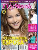 Adamari Lopez en Portada de TVyNovelas, Febrero USA 2013
