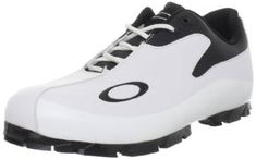 9343648567b Made from leather with a rubber sole these mens holdover golf shoes by  Oakley will make sure you stay dry and comfortable when out on the course