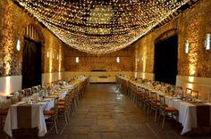 Oakwood Events. Wedding Lighting with Style