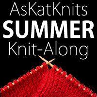 AsKatKnits Summer Knit-Along