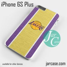 lakers Phone case for iPhone 6S Plus and other iPhone devices