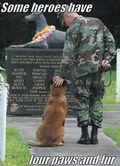 Remember those who serve our country silently and with dedication.
