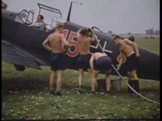 ▶ WWII in Colour - Rare Filmed Reports - German Wehrmacht,Luftwaffe&Kriegsmarine-BLITZKRIEG in Action - YouTube
