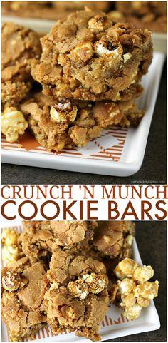 Crunch 'n Munch Cook