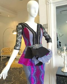Why limit your Ankara style to mid or long dresses and simple tops when you can wear the iconic peplum staples!Just in time for the holidays, you can choose from these various peplum styles. Luxe Ankara peplums are a splurge. You want to know you're investing your money the right way. One...