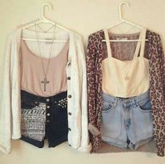Simple outfits
