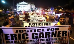 Chokehold cop had been sued THREE TIMES before Eric Garner's death