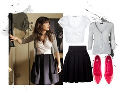 New Girl Outfits: Photo