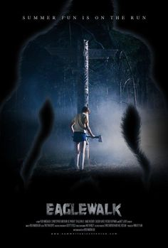"""Our film """"Eaglewalk"""" has been accepted to the largest horror film festival in the country. The Fright Night Horror Film Festival is THIS weekend in Louisville, KY! I will be in attendance all weekend to represent the film with our main event screening taking place at 10:30pm on Saturday as part of a Bigfoot Double Feature. Come check it out and be prepared to… SCREEEEEEAAAAAMMMM!!!!!!"""