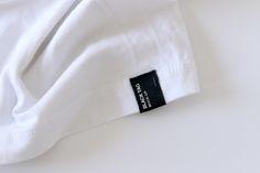 Free Black Tag Cloth Mockup | themeraid.com | #free #mockup # photoshop